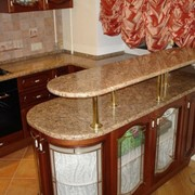 Гранитные столешницы для кухни фото