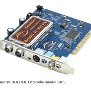 TV-Tuner BEHOLDER TV Studio model 505 фото