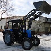 Погрузчик форонтальный на трактора МТЗ, ЮМЗ Hercules T 229 ( Metal Fach, Польша ) фото