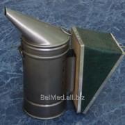Дымарь пасечный, сталь, стандарт. фото