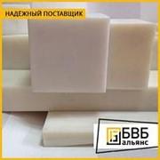Капролон блок (обязательна термообработка) 60х700х500 ПА-6 (полиамид) фото