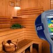 Тепловизионное обследование бани только термограмма фото