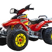 Электроквадроцикл Zilmer «Турбо-1003» цветной, арт. ZIL1812-069 фото