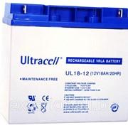 Аккумулятор UL18-12V фото