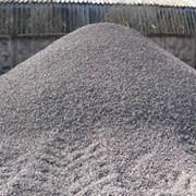 Песчаный отсев фото