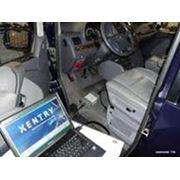 Компьютерная диагностика Mercedes фото