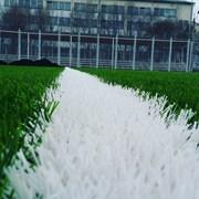 Искусственный газон для футбола фото