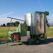Зерносушилка мобильная Agrimec фото
