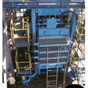 Башенный фильтр-пресс КМПм - 196 для фильтрования под избыточным давлением легко и средне фильтруемых суспензий KMPm-196 фото