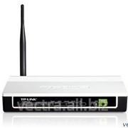 Беспроводной маршрутизатор TP-Link серии N со встроенным модемом ADSL2+ до 150 Мбит/с (TD-W8151N) фото