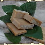 Натуральное Шелковое мыло фото