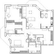 Дизайн проекты квартир фото