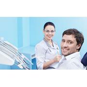 Шинирование зубов фото