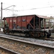 Хоппер-дозаторный вагон фото