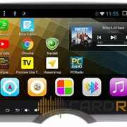 Штатное головное устройство Toyota Mark X 2009+ на Android 8.1 CARDROX CD-4032-T8 8 ядер фото