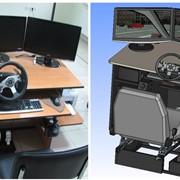 Автомобильный тренажерный комплекс, лабораторно-практический. фото