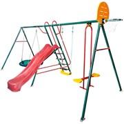 Детский игровой комплекс Солнышко-6. фото
