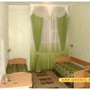Номера санатория «ПОЛУЛЮКС» 1-но комнатный, на 2-х человек. фото