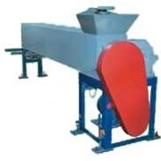 Переработка вторичного сырья, оборудование для переработки, изготовление полимерписчанных изделий фотография