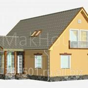 Проект дома Lyli 168м2 фото
