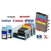 HP Canon Epson Lexmark