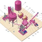 Линия производства масла из семян сои (пищевое, однократное прессование), 1000 кг/час (оптимальная комплектация) фото