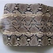 Изделия кожаные. Изделия из натуральной кожи питона, крокодила, кобры, варана; сумки, рюкзаки, кошельки, портмоне, ремни, женская обувь. фото