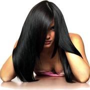 Кератинирование-бразильское выпрямление волос фото