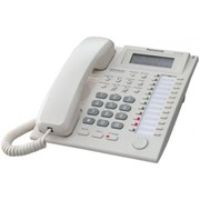 Системный телефон Panasonic (KX-T7735RU) фото