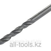 Сверло Зубр Техник по металлу, 4,5х80мм, парооксидированное, быстрорежущая сталь Код: 4-29605-080-4.5 фото
