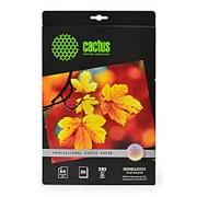 Фотобумага Cactus Prof CS-SGA428020 A4, 280г/м2, 20л., белый полуглянцевое для струйной печати фото