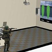 Тренажер, Интерактивный лазерный тир фото