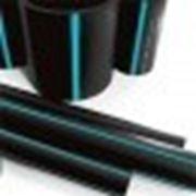 Труба полиэтиленовая ф32х2,4мм Pn 12,5 фото