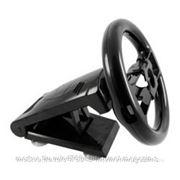 Руль Nintendo Wii Multi-Axis Racing Wheel W-052 фото
