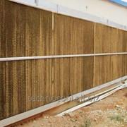 Влажная панель «Эко Стрим» для охлаждения промышленных зданий фото
