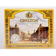 Чай в пакетиках зеленый черный Chelton фото