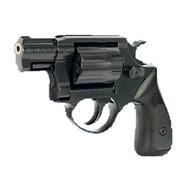 Револьвер ME-38 POCKET 4R,черный, пластиковая рукоятка фото