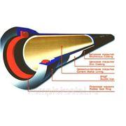 Труба чугунная ЧШГ 80 мм - 1000 мм, (с ЦПП и без ЦПП) фото