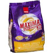 Стиральный порошок Maxima JAVEL антибактер. (желт) 125kg фото
