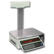 Весы с печатью этикеток DIGI SM-100 фото
