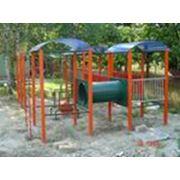 Детский городок (металлоконструкции) фото