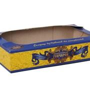 Изготовление упаковки для печенья 250*145*50 мм фото