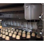 Автоматы для выпечки вафельных стаканчиков фото