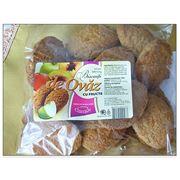 Овсяные печенья с кусочками фруктов фото