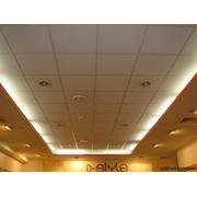 Потолок подвесной натяжной Armstrong фото