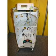 Столик медицинский Панок 4 Овальный Со Стеклом фото