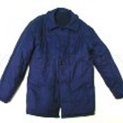Куртка ватная фото
