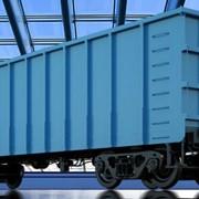 Полувагоны грузовые (глуходонные) фото