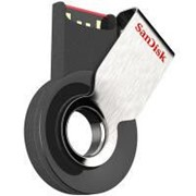 USB флеш накопитель SANDISK 32Gb Cruzer Orbit (SDCZ58-032G-B35) фото