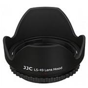 Бленда JJC LS-49 (O49mm Flower Lens Hood) _универсальная 2418 фото